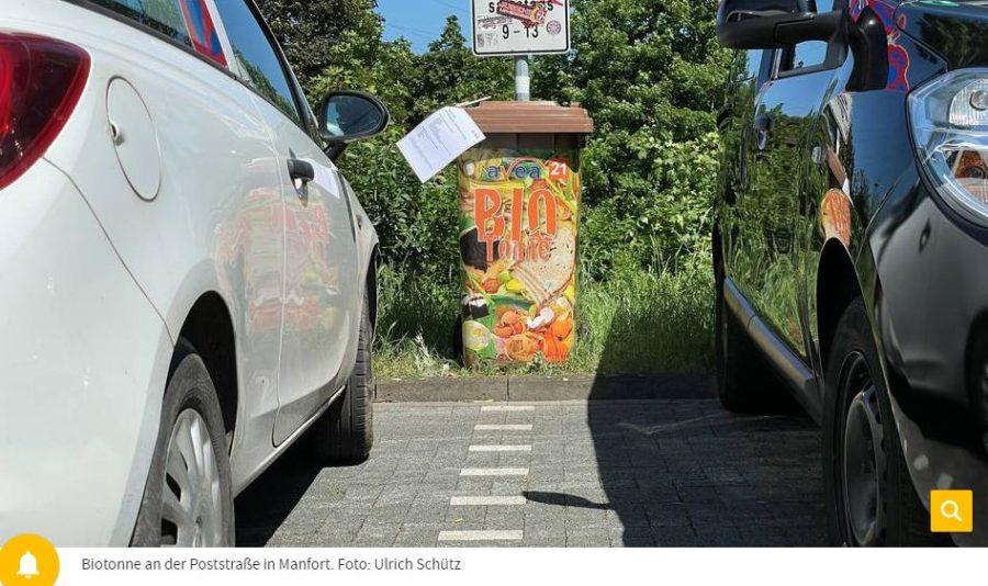 2021-06-16-RP-Leverkusen - Der Biomüll-Sammeltest stößt bei den Leverkusenern auf großes Desinteresse