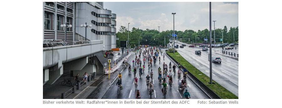 """Professorin über Radverkehr -  """"Öffentlichen Raum neu aufteilen"""" - taz.de"""