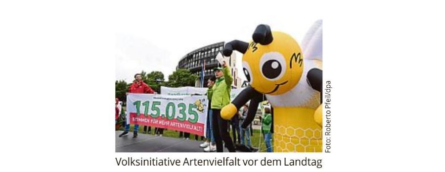 2021-07-02-KSTA-Mehr als 115 000 Unterschriften für Schutz der Artenvielfalt